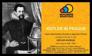 Keplerovo muzeum. Autor: ČAS, agentura ProVás.