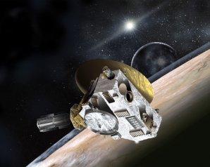 Sonda New Horizons už nezadržitelně letí nejblíže k Plutu. Autor: NASA