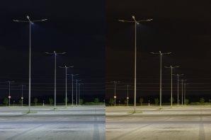 LED diody se vyrábí v různých barevných odstínech, do nočního prostředí jsou vhodné teplejší tóny. Autor: Michal Bareš