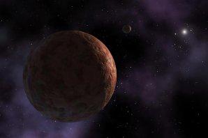 Trpasličí planeta Sedna v představě malíře Autor: NASA/JPL-Caltech