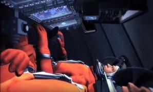 Astronauti startují v lodi Orion, zatím tedy jen v představě animátora Autor: Youtube.com