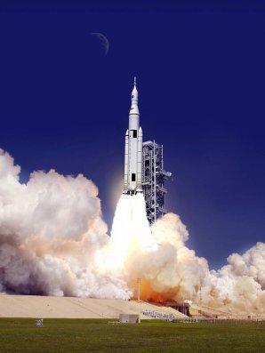 Animace premiéry rakety SLS Autor: NASA