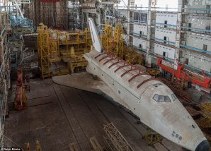Sovětský raketoplán Autor: Ralph Mirebs