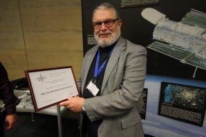 Proměnářem roku 2015 se stal Reinhold F. Auer Autor: Martin Mašek