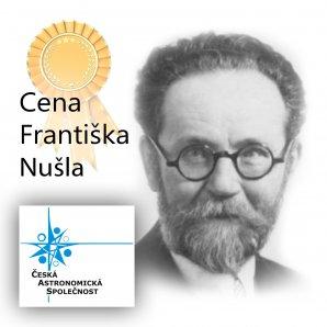 Cena Františka Nušla. Autor: ČAS.