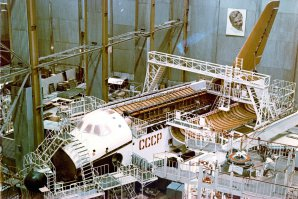 OK-KS během testů Autor: http://www.buran-energia.com