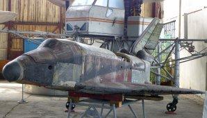 Model raketeoplánu označovaný BOR 5 Autor: Diskzero