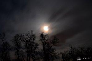 Prstence koróny kolem Měsíce Autor: Jitka Rosslerová