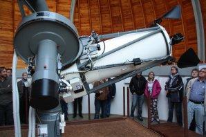 65cm dalekohled v Ondřejově Autor: Martin Mašek