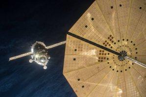 Ruské kosmické lodě se mají v případě nutnosti postarat o řízenou likvidaci stanice ISS Autor: NASA