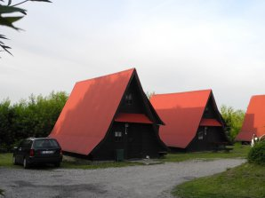 Ubytovací zázemí observatoře Niepołomice. Autor: Jaromír Ciesla.