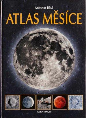 Antonín Rükl - Atlas Měsíce. Dnes již legendární dílo se dočkalo několika překladů. Autor: SUPRA-dalekohledy.cz