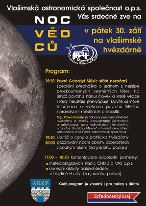 Noc vědců 2016 na Hvězdárně ve Vlašimi. Autor: VAS.