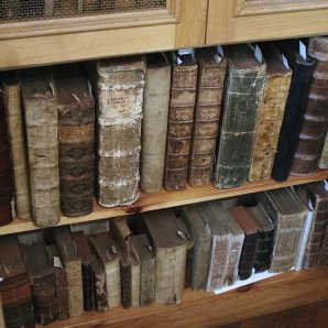 Knihovna muzea Autor: Pavel Uhrin