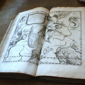 Heveliem zavedené souhvězdí Štít Sobiesského Autor: Pavel Uhrin
