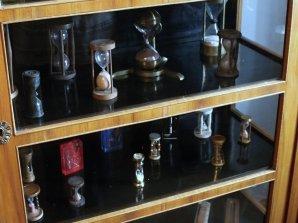 Kolekce přesypacích hodin Autor: Pavel Uhrin