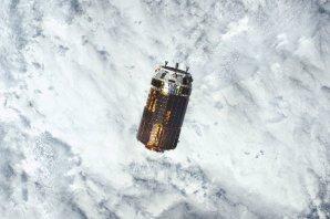 Loď Kounotori 6 přilétá ke kosmické stanici 13. prosince 2016 Autor: NASA