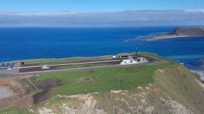 Rocket Lab Launch Complex 1 na ostrově Mahia. Autor: Spaceflight101.com