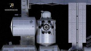 Umístění soukromé přechodové komory na modulu Tranquility. Autor: NASA.