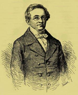 Josef František Smetana (1801-1861) Autor: Wikimedia Commons, uživatel Boris7. CC BY-SA 3.0