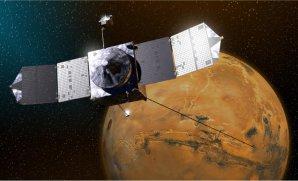 Kosmická sonda MAVEN k výzkumu atmosféry Marsu Autor: NASA