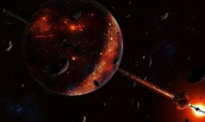 Vlna impaktů v průběhu 100 miliónů roků vedla ke vzniku Měsíce Autor: Getty Images/Stocktrek Images