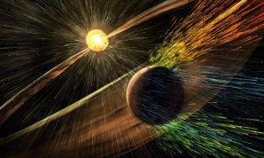 Únik atmosféry Marsu do kosmického prostoru Autor: NASA/GSFC