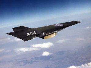 NASA scramjet X-43A dosáhl rychlosti vyšší než mach 7 Autor: APOD, NASA, DFRC, vývojový tým X-43A
