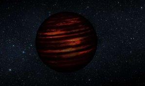 Umelecká predstava objektu SIMP J013656.5+093347 Autor: NASA/JPL, slightly modified by Jonathan Gagné
