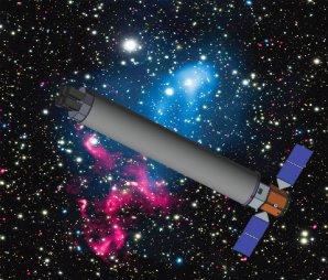 Představa kosmické observatoře Arcus X-ray Autor: SAO/Orbital ATK