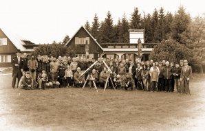 Společná fotografie účastníků jubilejní 20. MHV ve 100. roce ČAS Autor: Zbyšek Prágr