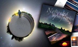 Kniha Nebeské symfonie. Autor: Albatros Media.