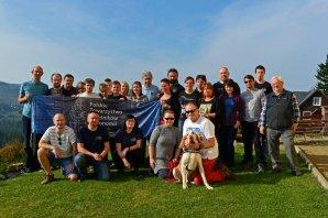 Společné foto účastníků 30. srazu PTMA ve Zwardoni Autor: Marek Substik