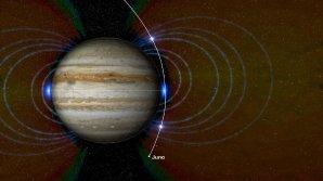 Nová radiační zóna objevena v blízkosti planety Jupiter Autor: NASA/JPL-Caltech/SwRI/JHUAPL