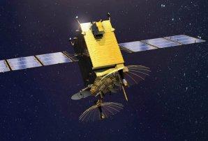 Družice na platformě Eagle 3 od firmy Northrop Grumman. Vypadá podobně i Zuma? Autor: Spaceflight101.com