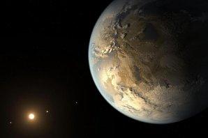 Exoplaneta Kepler-186f v představě výtvarníka Autor: NASA/Ames/SETI Institute/JPL-Caltech