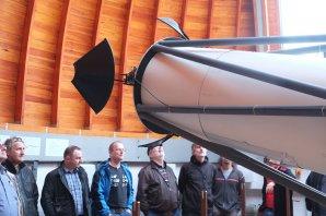 65cm dalekohled v Ondřejově Autor: Kateřina Hoňková