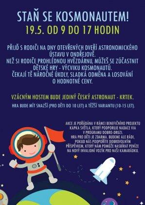 Dny otevřených dveří Astronomického ústavu AV ČR Autor: Astronomický ústav AV ČR