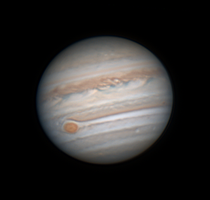 Jupiter Autor: Pavel Prokop