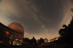 Valašskomeziříčská letní noc padajících hvězd Autor: Jiří Srba, Hvězdárna Valašské Meziříčí