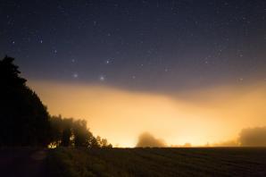 Pohyb asterismu Velký vůz byl tím impulsem... Autor: Petr Horálek.