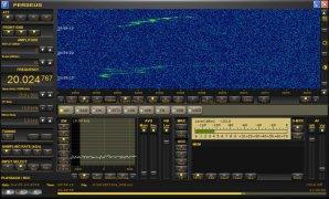 Astronomický tábor 2018: Radioastronomický záznam pozorování bouří na Jupiteru. Autor: J. Hladký / Jihlavská astronomická společnost