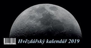 Titulní strana stolního Hvězdářského kalendáře Autor: Miroslav Matoušek