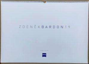 Titulní strana kalendáže ZB 2019 Autor: Zdeněk Bardon