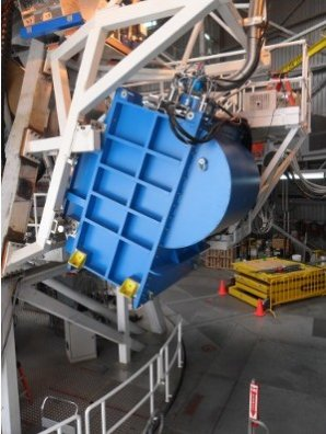 SCUBA-2 je submilimetrový bolometr o velikosti 10 000 pixelů pracují na vlnových délkách 450 a 850 mikronů Autor: James Clerk Maxwell Telescope
