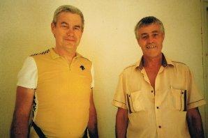 Břetislav Vonšovský s Jiřím Grygarem Autor: Zdeněk Soldát