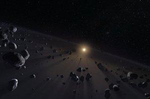 Za drahou planety Neptun se rozkládá disk malých těles – tzv. Kuiperův pás Autor: ESO/M. Kornmesser