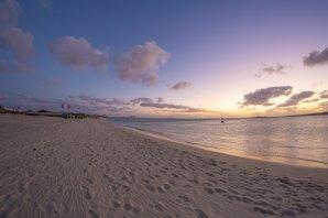 Romantika na ostrově Boa Vista na jih od města Sal Rei. Autor: Petr Horálek.