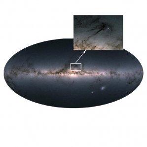Oblast vzniku hvězd Rho Opchiuchi v naší Galaxii pozorovaná družicí Gaia Autor: ESA/Gaia/DPAC, CC BY-SA 3.0 IGO