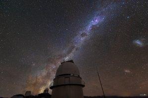 Dánský teleskop na La Silla Autor: Zdeněk Bardon